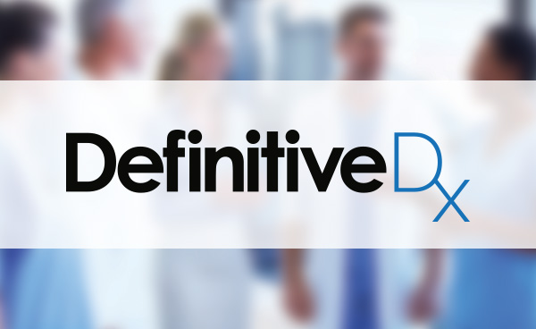 Definitive Dx logo design