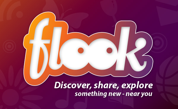 Flook App Logo Design
