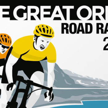 The Great Orme Road Race branding