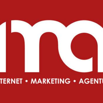 IMA branding logo design