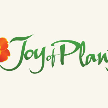 Joy of Plants logo design