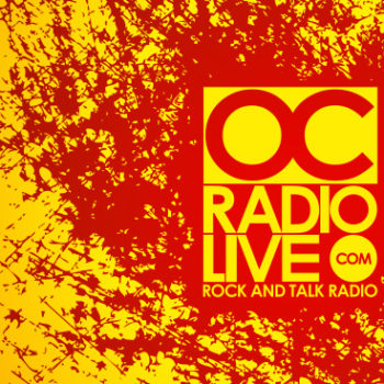 OC Radio Live logo design
