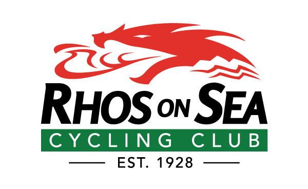Rhos-on-Sea Cycling Club logo design