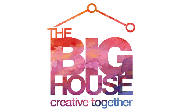 The Big House logo design