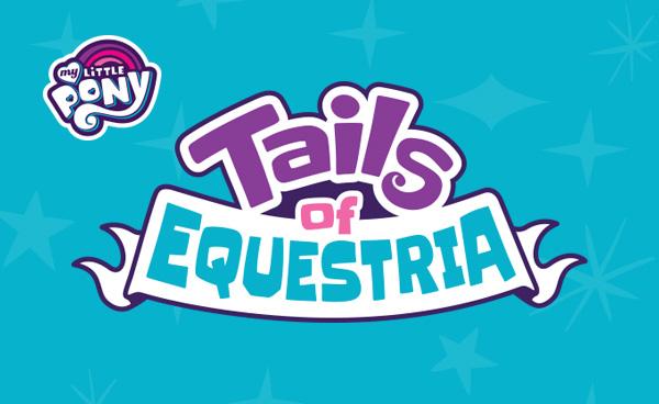 Tails of Equestria Logo design